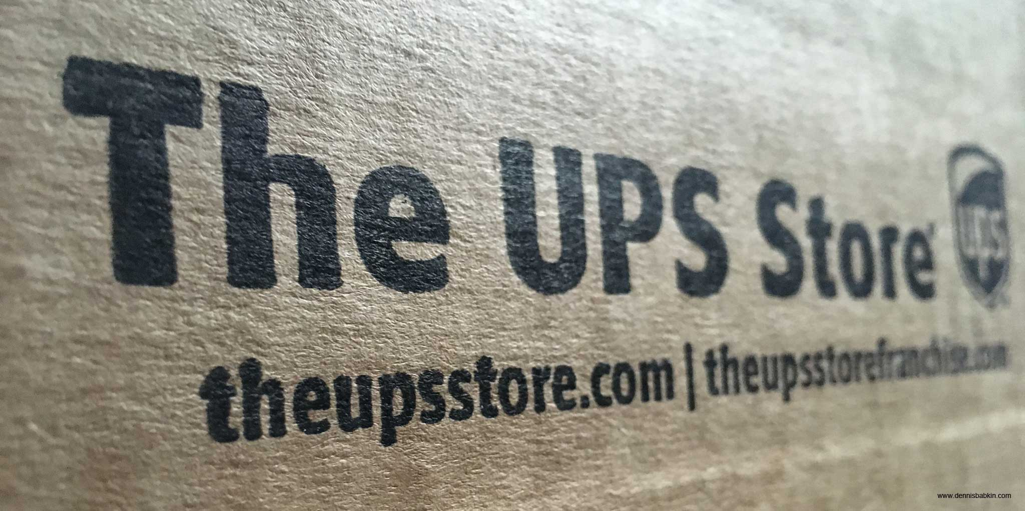 Things You Thought You Knew - The UPS Store - UPS vs The UPS Store - What you need to know before sending your packages.