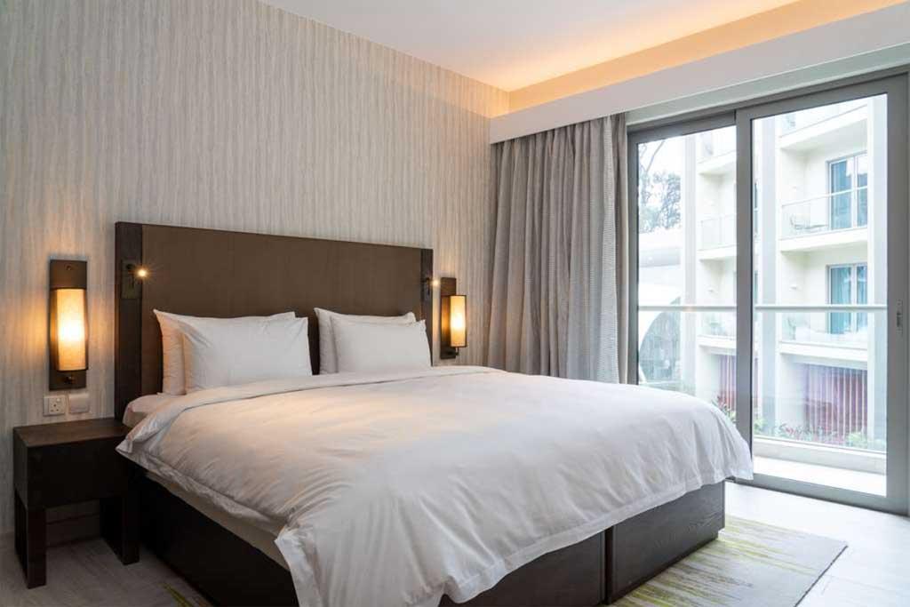 Radisson Blu Hotel & Residence, Nairobi Arboretum - bedroom