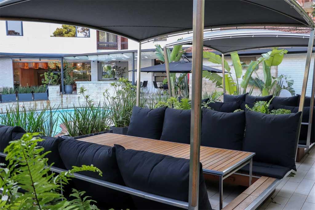 Mawimbi Seafood Restaurant - private seating
