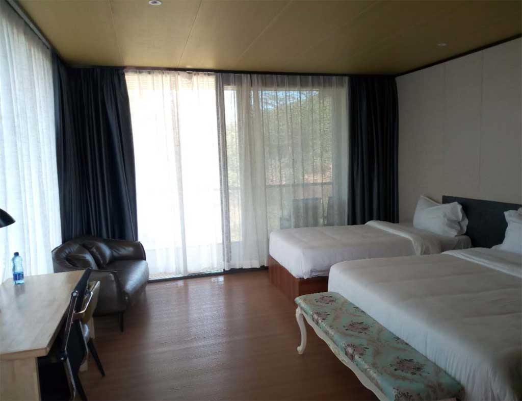 Jambo Mara Safari Lodge - room